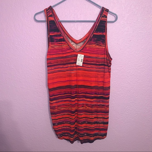 Maurices size large tank top NWT